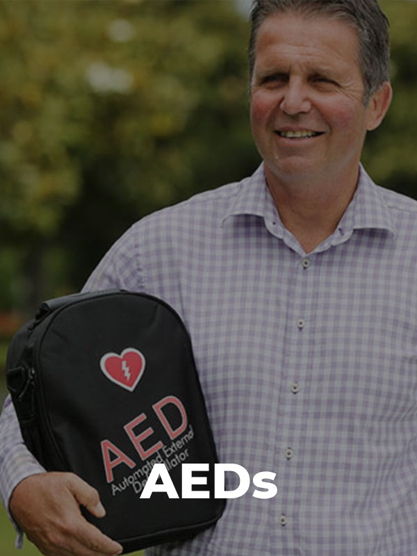 heartsaver products aeds